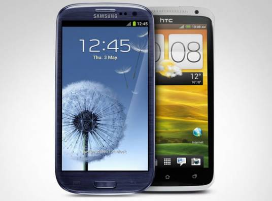 Samsung Galaxy S III ed HTC One X