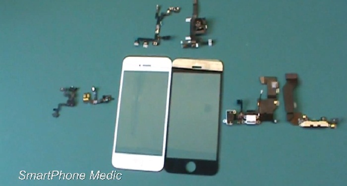 iPhone 5, un video mostra alcune parti del nuovo smartphone Apple