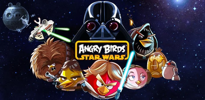 Angry Birds Star Wars finalmente disponibile nel Android e iOs